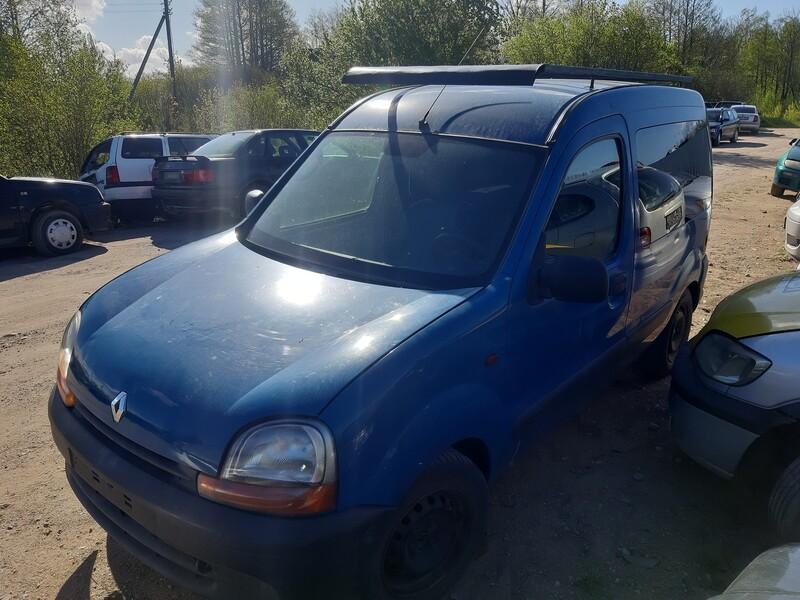 Renault Kangoo 2004 m dalys