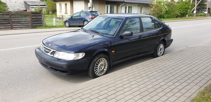 Saab 9-3 I 92 kW 2000 m dalys