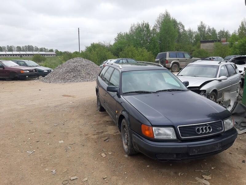Audi 100 Tdi 1994 m dalys