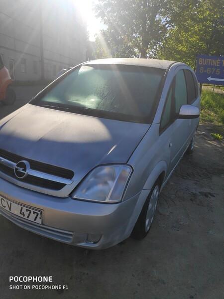 Opel Meriva 2003 y parts