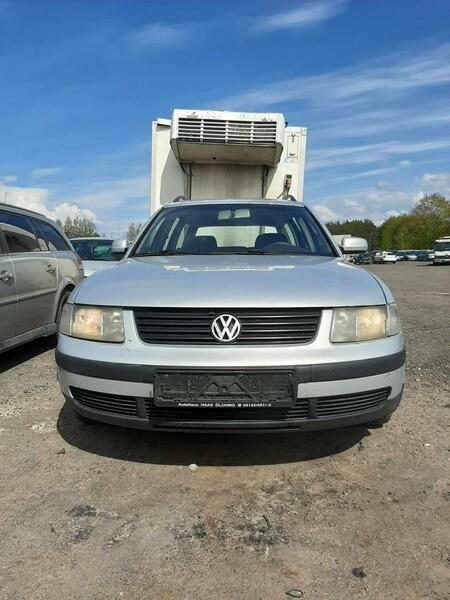 Volkswagen Passat B5 2000 г запчясти
