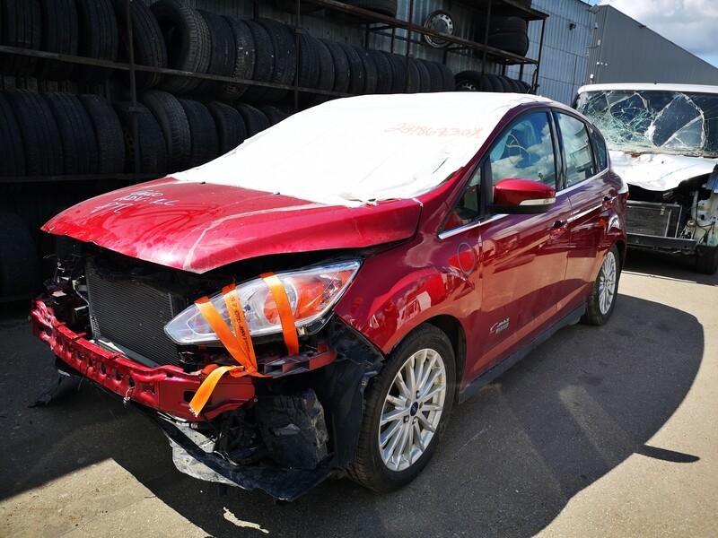 Ford C-Max 2016 m dalys
