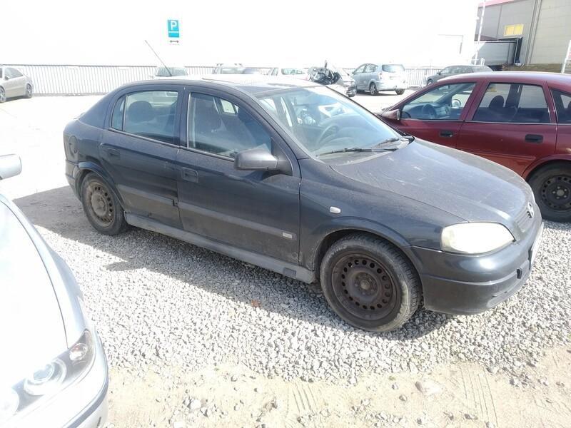 Opel Astra I 1999 m dalys