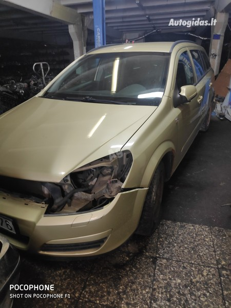 Opel Astra 2006 m dalys