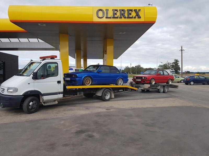 Automobiliu pervežimas transportavimas panevėžyje
