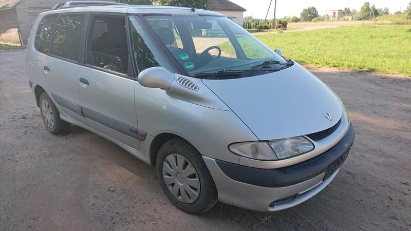 Renault Espace 1997 m dalys