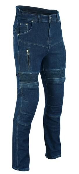 Kelnės  SM - CHASER moto džinsai