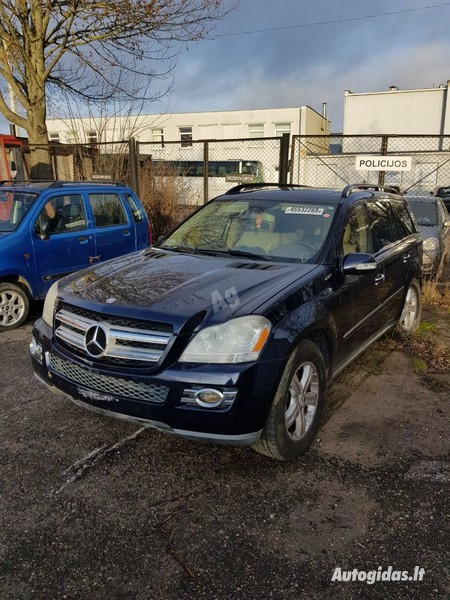Mercedes-Benz Gl 450 2008 г запчясти