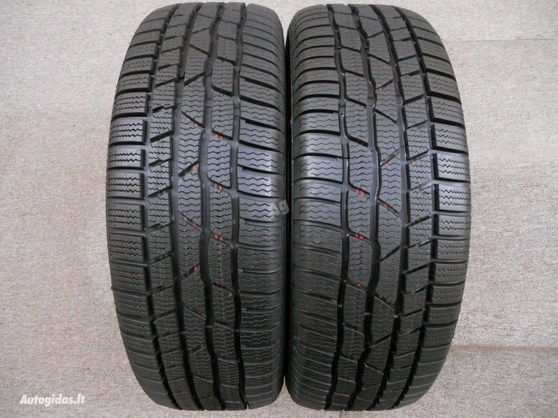 Continental TS830P 8mm 2019m R16 winter  tyres passanger car