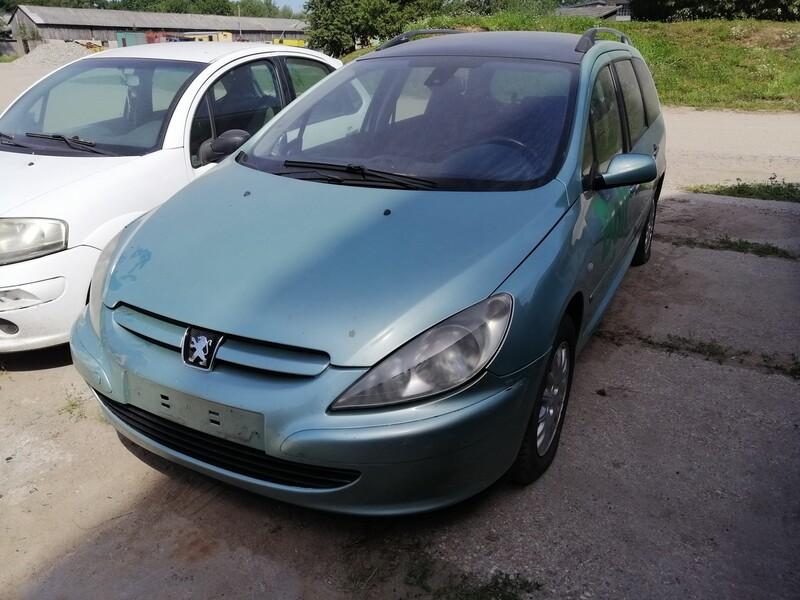 Peugeot 307 2003 y parts