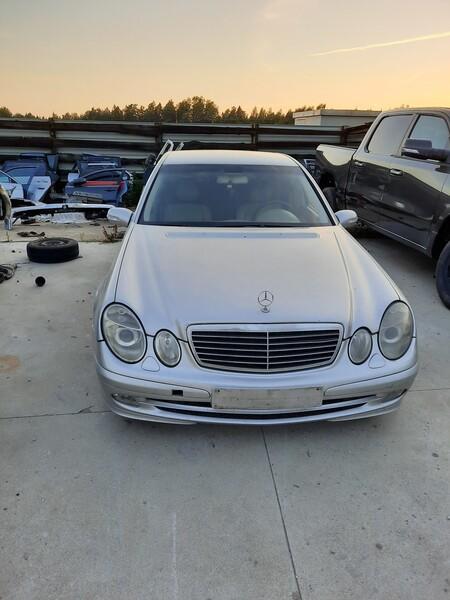 Mercedes-Benz E 270 2004 m dalys