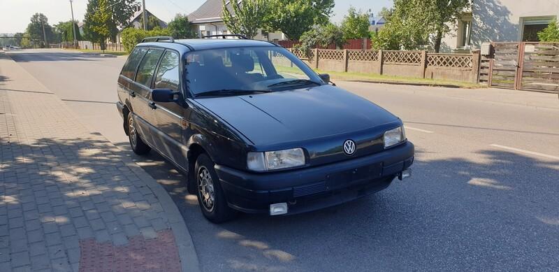 Volkswagen Passat B3 79 kW 1990 m dalys