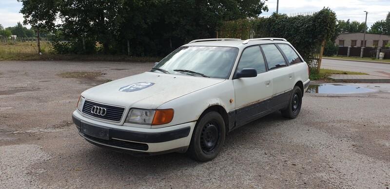Audi 100 C4 85 kW 1992 m dalys