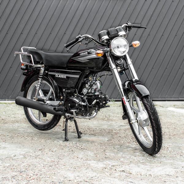Motoroleris / Mopedas  2020 m