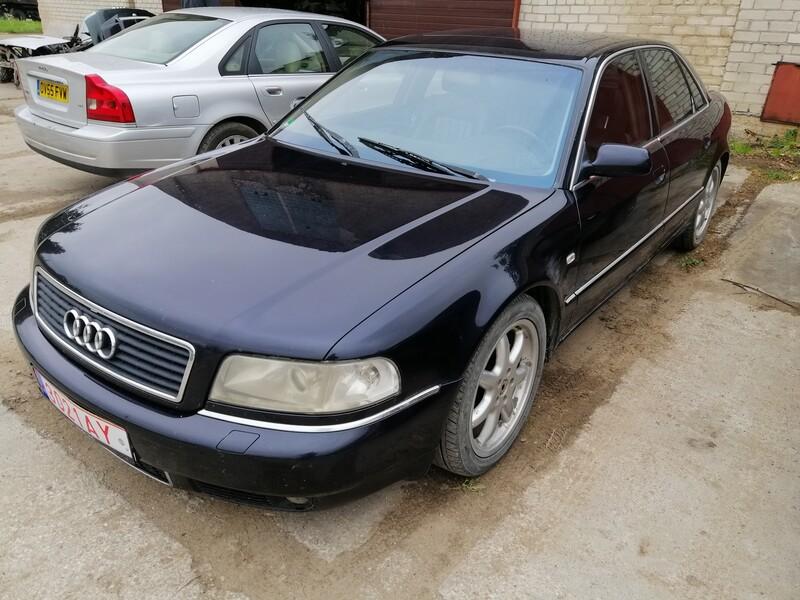 Audi A8 2001 m dalys