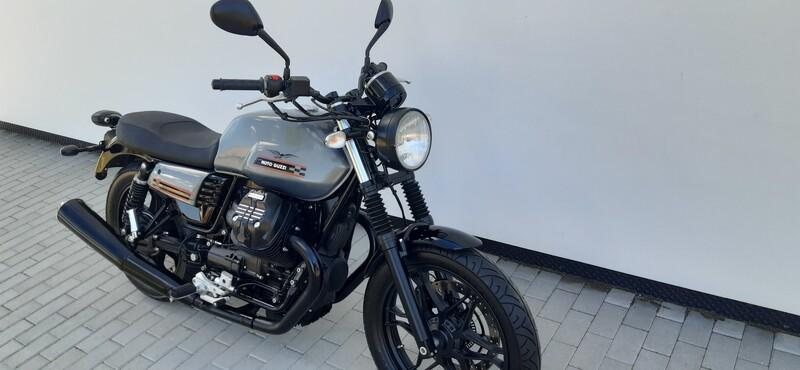 Классический / Streetbike  Moto Guzzi V7 2019 г мотоцикл