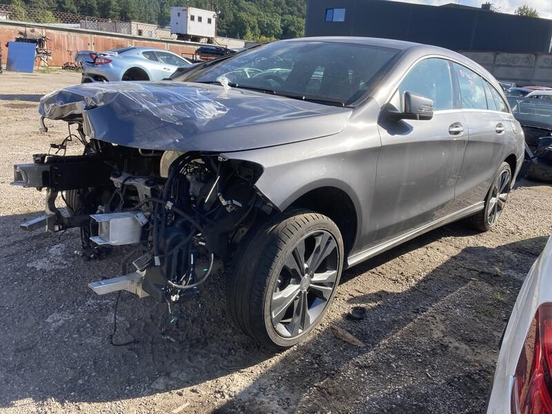 Mercedes-Benz Cla Klasė 2016 m dalys
