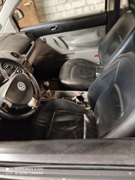 Volkswagen Beetle 2000 m dalys
