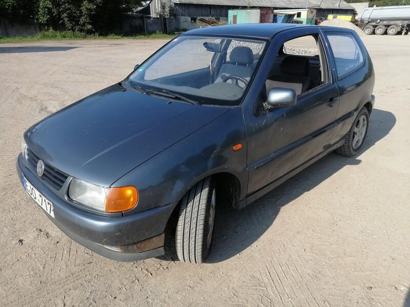 Volkswagen Polo 1995 m dalys