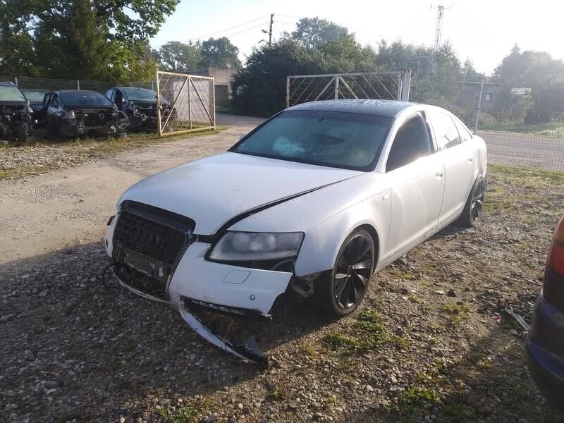 Audi A6 C6 2007 y parts