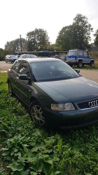 Audi A3 2001 m dalys