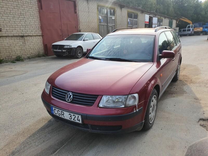 Volkswagen Passat B5 1.8 BENZINAS 92 KW 1998 m dalys