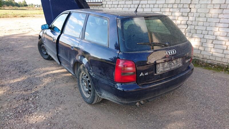 Audi A4 B5 Tdi 1996 m dalys