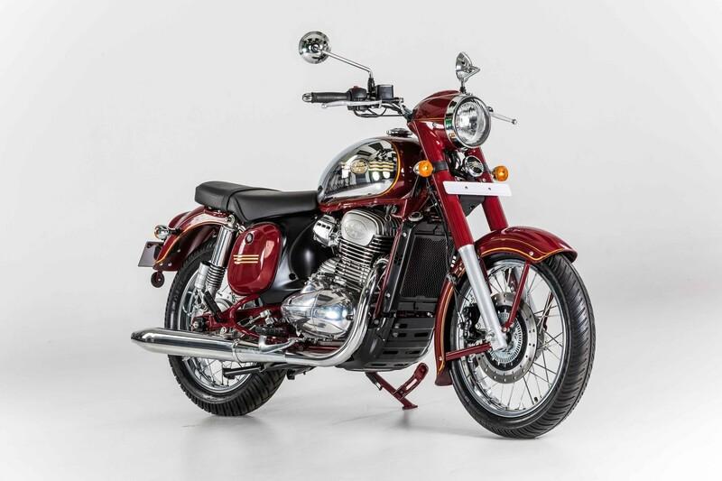 Klasikinis / Streetbike  Jawa 2020 m motociklas