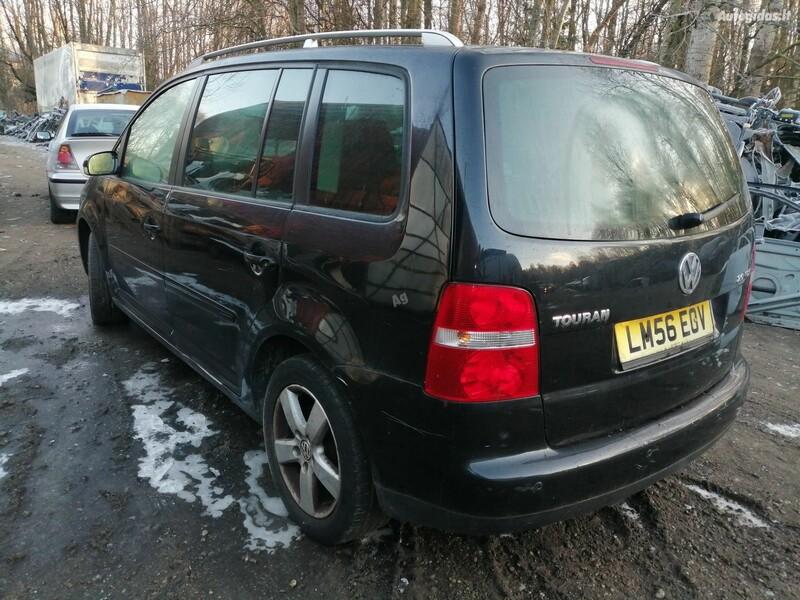 Volkswagen Touran 2007 г запчясти