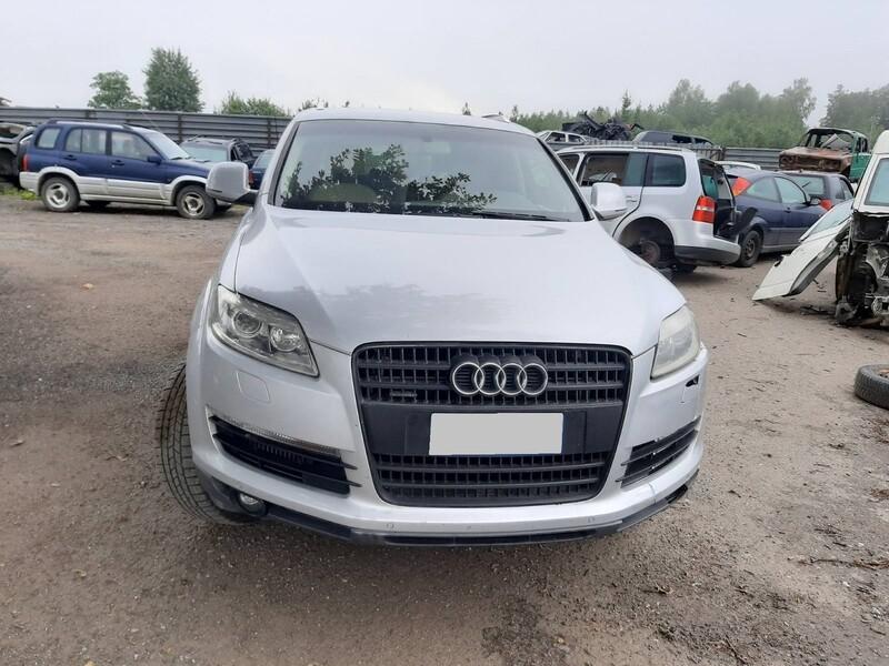 Audi Q7 2007 m dalys