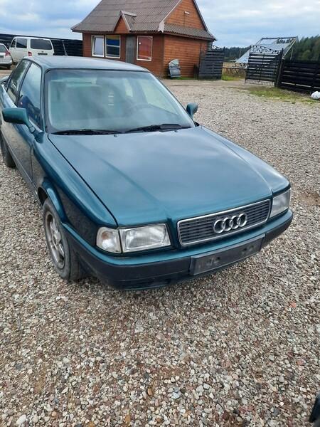 Audi 80 1992 m dalys