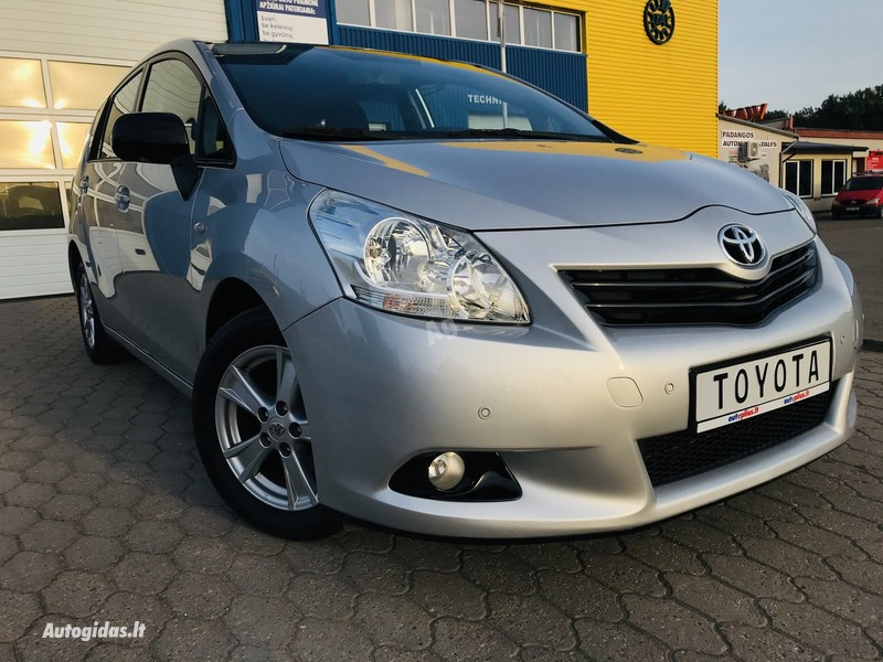 Toyota Verso D4d Dyzelinas  2010 m