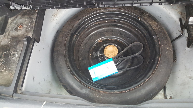 Toyota Avensis R15 atsarginis ratas