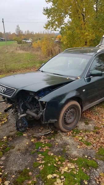 Audi A6 C5 1999 m dalys