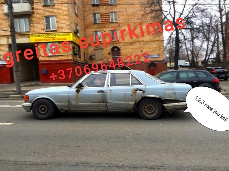 Visų automobilių supirkimas lietuvoje +37069648222