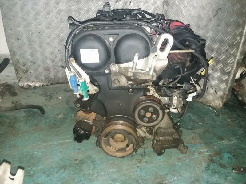 Ford Focus MK2 HXDA-SIDA 2006 y parts