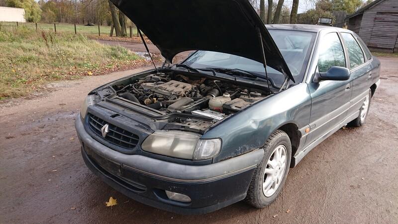 Renault Safrane 1996 m dalys