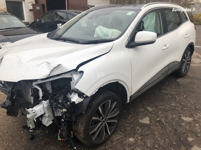 Renault Kadjar 2020 m dalys