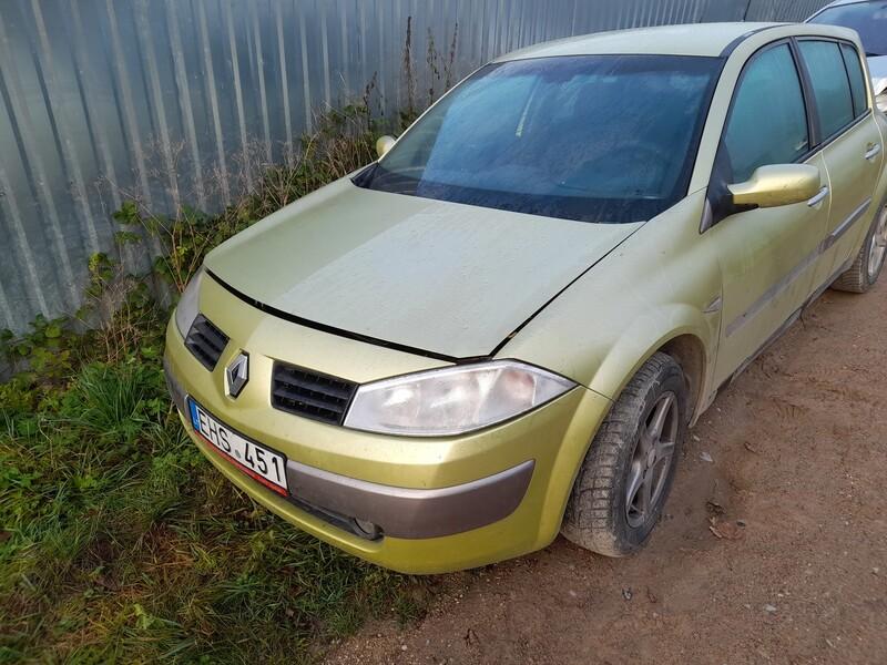 Renault Megane 2003 m dalys