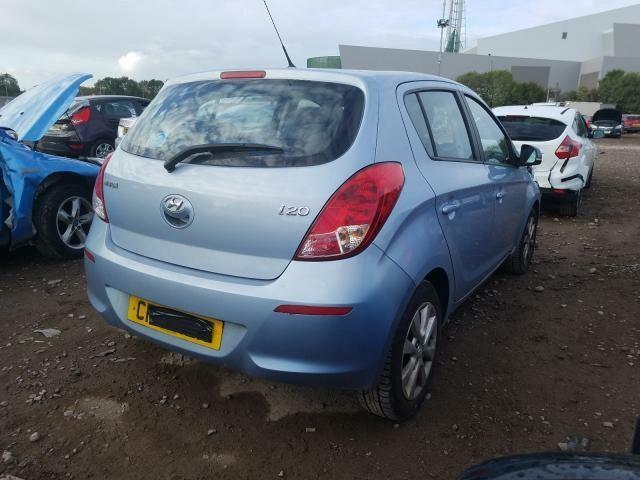 Hyundai I20 2014 m dalys