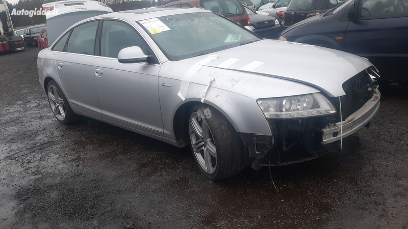 Audi A6 C6 2011 m dalys