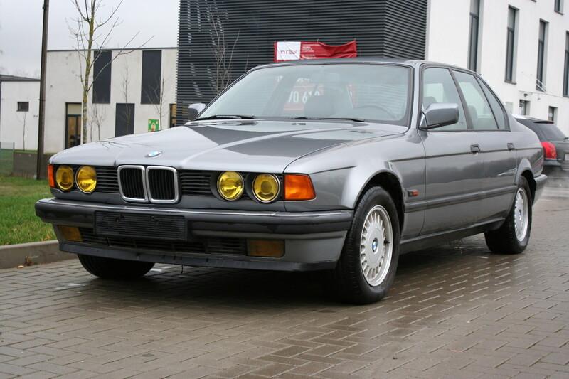 Bmw 730 E32 i Benzinas  1991 m