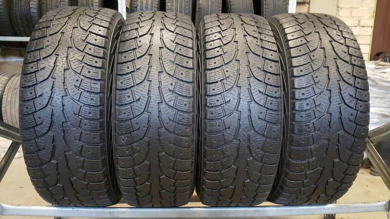 Hankook I'PIKE RW11 apie7mm R17 winter  tyres passanger car