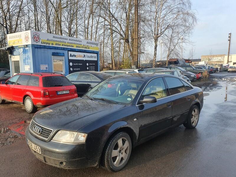 Audi A6 C5 2.7 BITURBO 184 KW  2001 m dalys