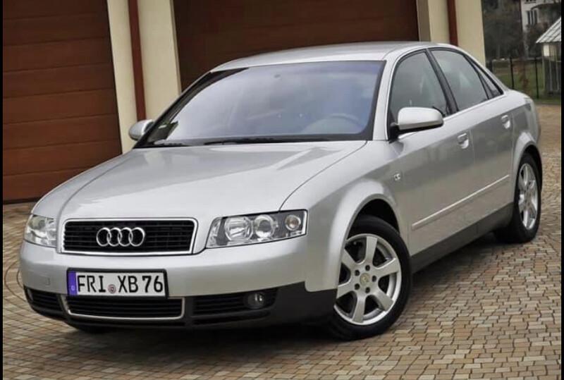 Audi A4 B6 Tdi 2003 m dalys