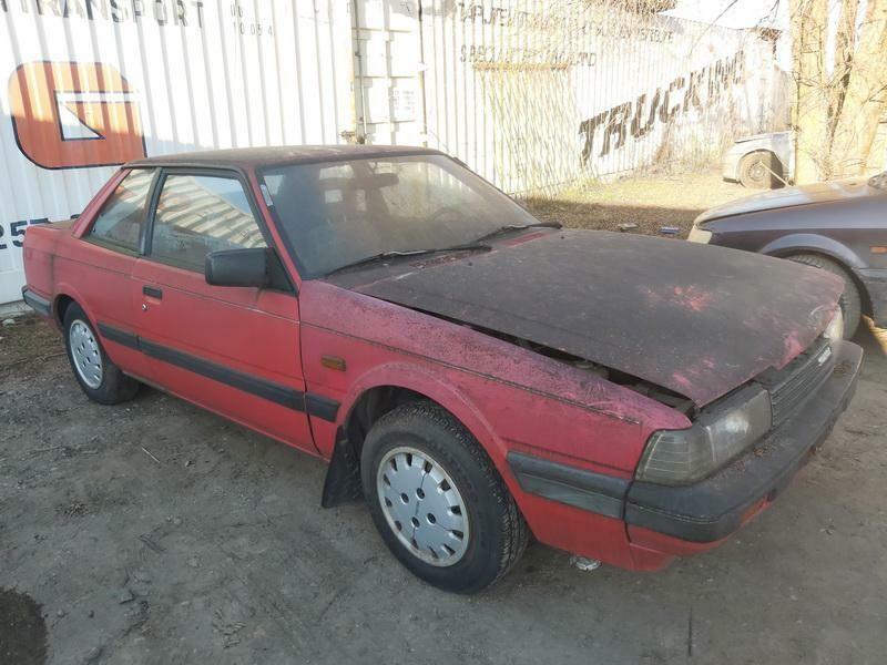 Mazda 626 1987 m dalys