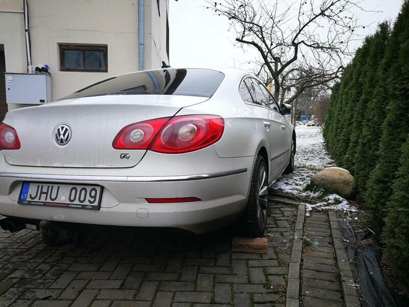 Volkswagen Passat Cc 2012 г запчясти