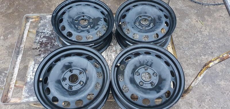 Renault Grand Scenic R16 plieniniai štampuoti  ratlankiai