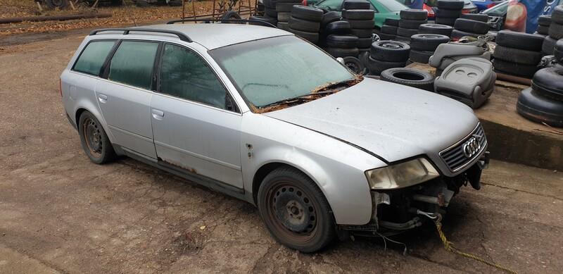 Audi A6 C5 132 kW 1998 m dalys