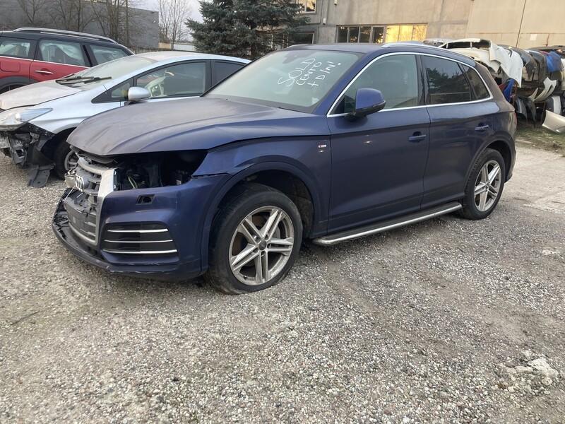 Audi Q5 2018 m dalys
